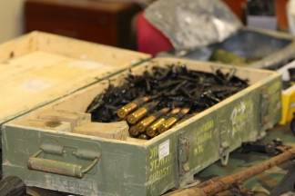 29-godišnji Vetovčanin policiji predao streljivo
