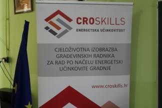 Obrtnička škola Požega povodom projekta CROSKILLS održala Road Show predavanje za obrtnike graditeljstva