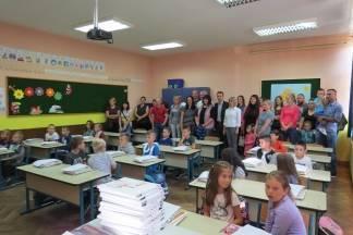 Učenici s područja općine Velika dobili besplatne udžbenike