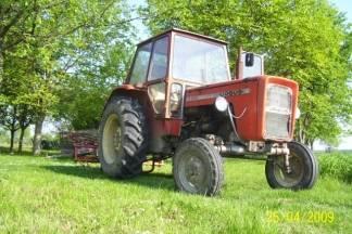 Traktorom oštetio osobni automobil i pobjegao, policija ga pronašla