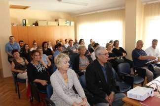 Danas je održano predavanje na temu ¨Koristi ranog dijagnosticiranja Alzheimerove bolesti i drugih demencija¨