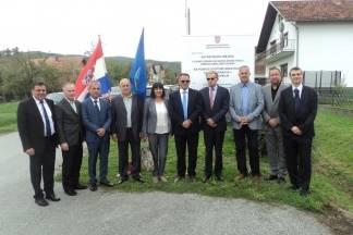 Dan Općine Brestovac obilježen otvorenjem mjesnog doma u Vilić Selu i katastarskoj izmjeri u Zakorenju