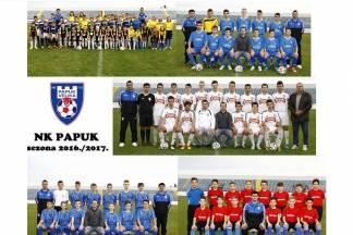 Kratak rezime uspjeha NK Papuka na kraju jesenskog dijela prvenstva