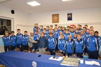 Blagdansko druženje nogometnih selekcija NK ¨Dinamo¨ Vidovci - Dervišaga