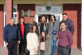 Načelnik Kovačević dodijelio stipendije studentima s područja Općine Jakšić