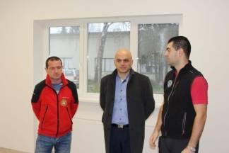 Gradonačelnik Puljašić obišao radove na novom prostoru HGSS-a Požega