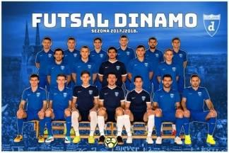U subotu humanitarna malonogometna utakmica Caffe bar Sportivo - Futsal Dinamo