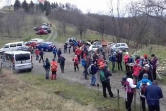 Na 6. Izletu na Kapavac okupilo se oko 150 planinara