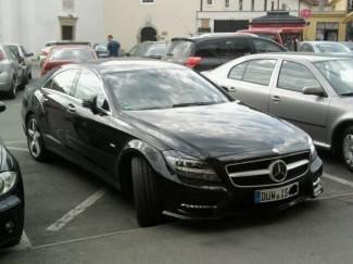 Snimio čitatelj: Zar se ovako parkira i u Njemačkoj?