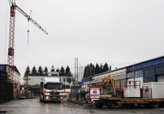 Podravka gradi novo skladište u Studencu