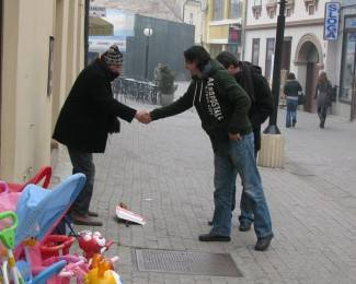 Požega: Subotnja šetnja 19.11.2011.