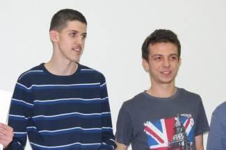 Mato i Petar osvojili najviše bodova, nadaju se državnom natjecanju