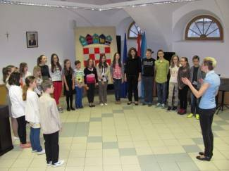 Koncert u velikoj vijećnici: Dan Osnovne glazbene škole Pakrac