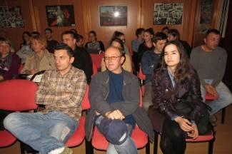 Filmovi Nedžada Begovića do suza nasmijali požešku publiku