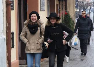 Subotnja šetnja gradom: Požega, 3.1.2015.